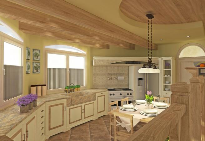 Piani cucina granito best top cucina in marmo e in - Top cucina pietra naturale ...