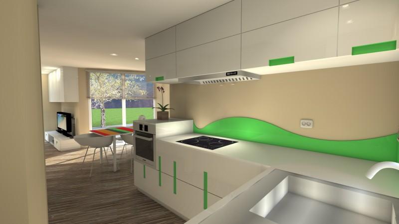 Disegna Cucina 3d. Elegant Come Progettare Una Cucina D Utilizzo ...